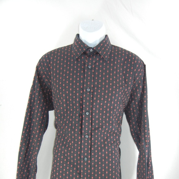 Austin Reed Shirts Austin Reed London Mens Geometric Pattern Poshmark
